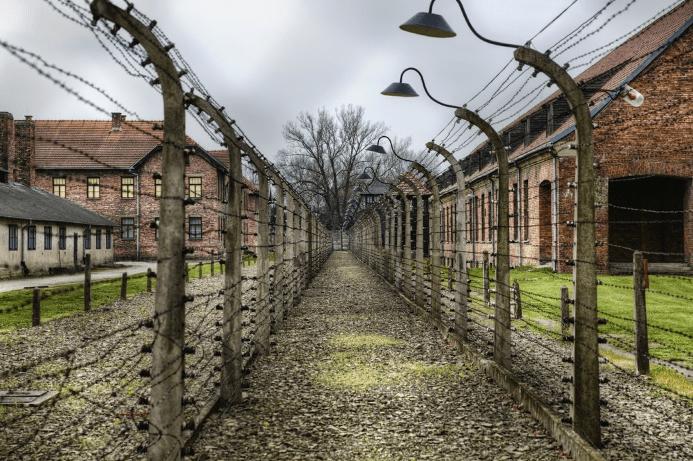 Koncentrationslejren i Auschwitz