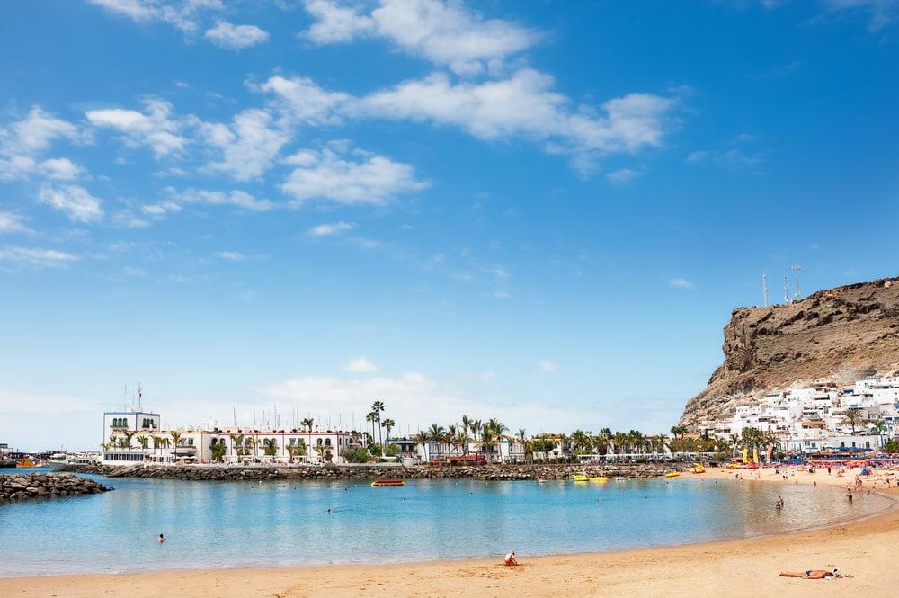 Puerto Morgan - Gran Canaria i Spanien