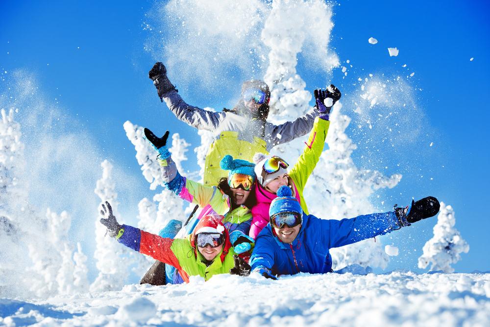 Skiweekend i Vrådal i Norge
