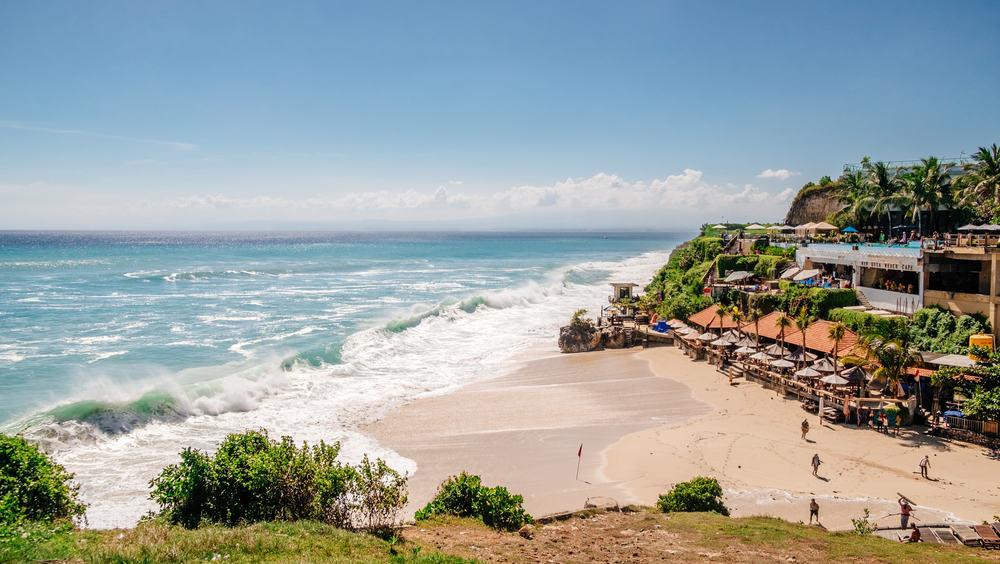 Bali i Indonesien