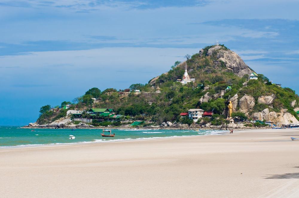 sommerferie thailand