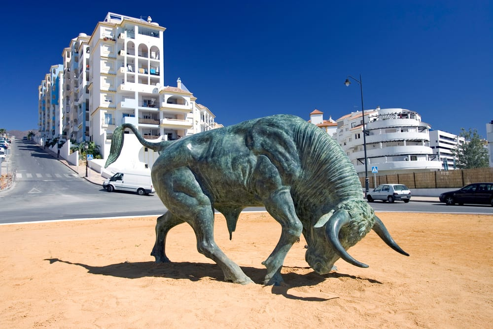 Estepona - Costa del Sol i Spanien