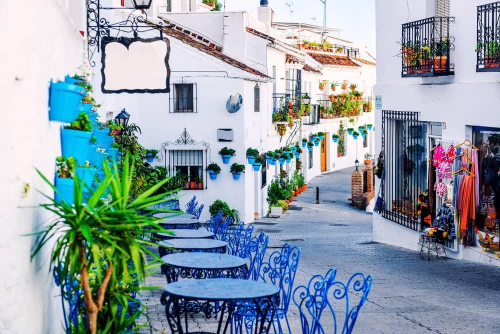 Mijas - Costa del Sol i Spanien