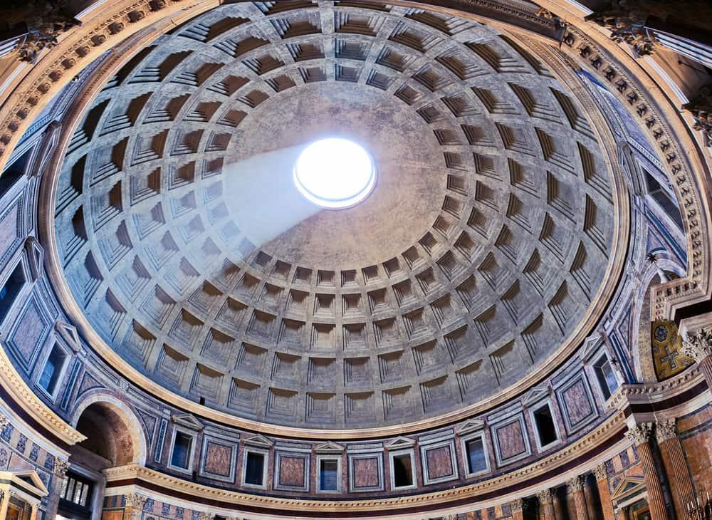 Pantheon - Rom i Italien