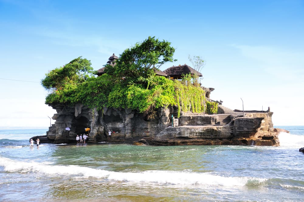 Pura Tanah Lot - Indonesien
