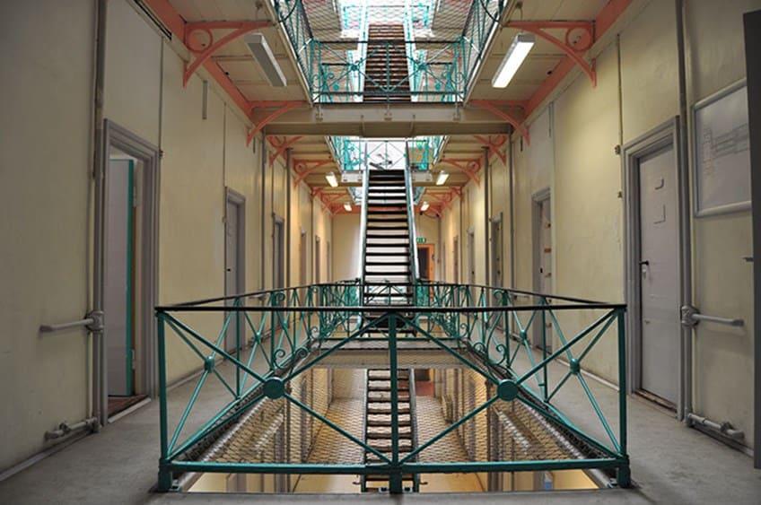 Fængselsophold i Horsens