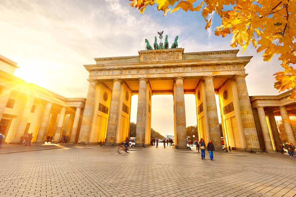 Brandenburger Tor - Berlin