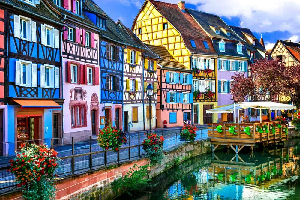 Colmar - Alsace i Frankrig