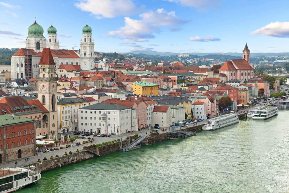 Cykeltur fra Passau til Wien