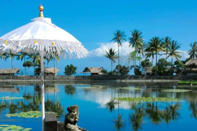 Solferie på Bali