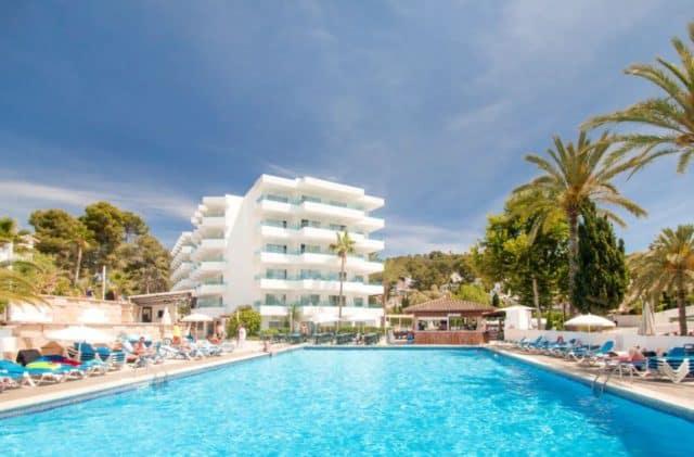 Familielejlighed på Mallorca