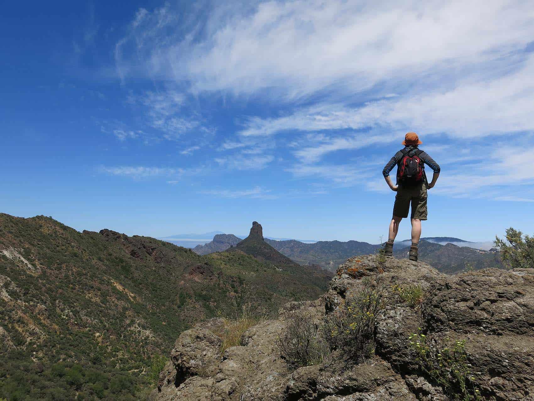 Travelafoot på Gran Canaria