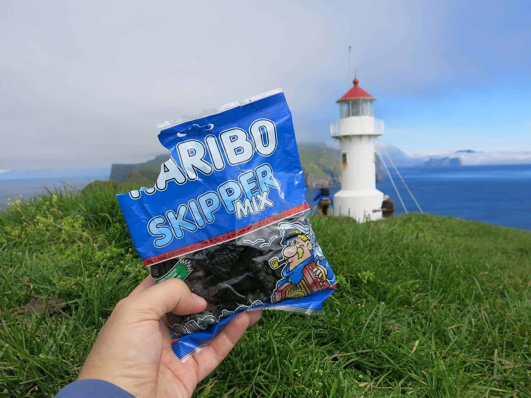 Travelafoot - Saltlakrids på Færøerne