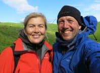 Travelafoot.dk - Rejsebloggerne Helle og Toni