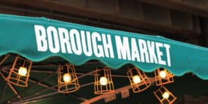 Borough Market i London
