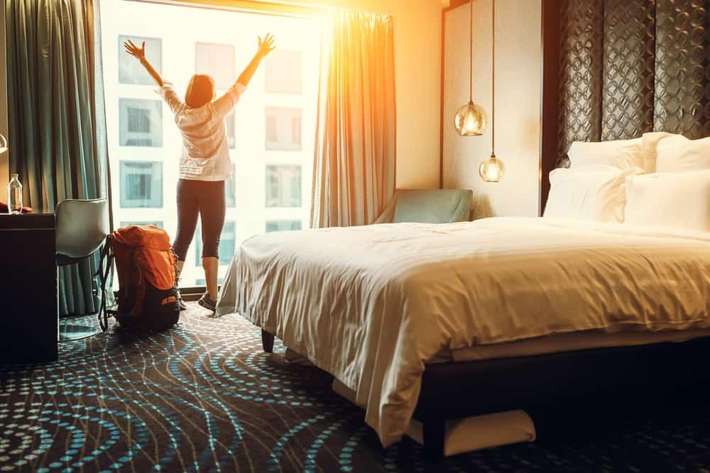 Hotelophold med Risskov Bilferie