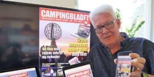 Peer Neslein - Redaktør på Campingferie.dk