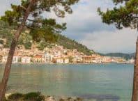 Billige flybilletter til Peloponnes i Grækenland