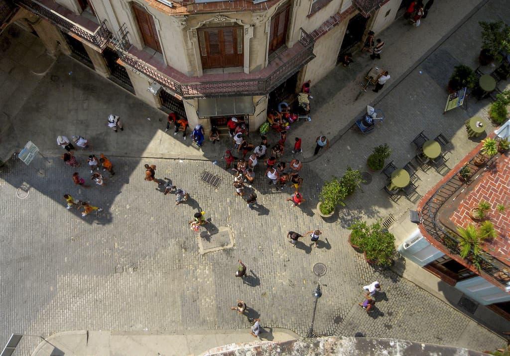 Havana på Cuba