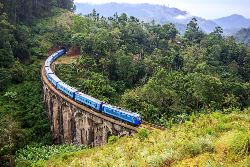 Togrejse - Sri Lanka