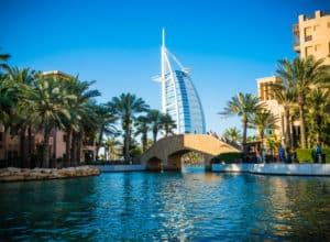 Oplev Dubai i november