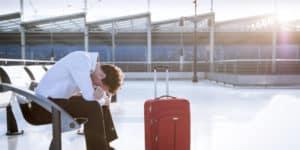Flyrejsende søger erstatning