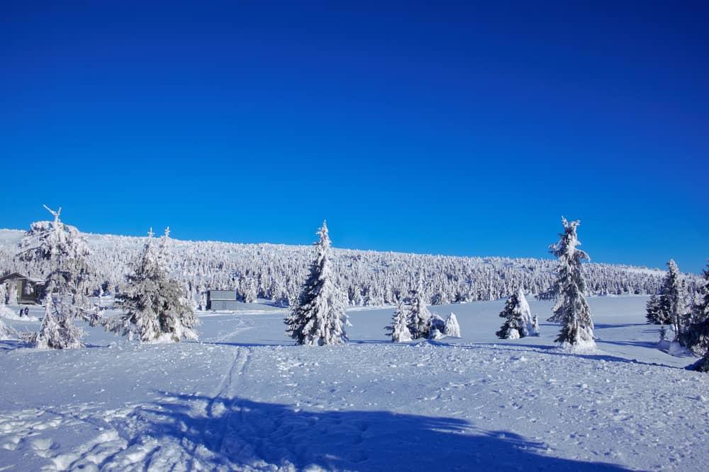 På ski i Hafjell i Norge