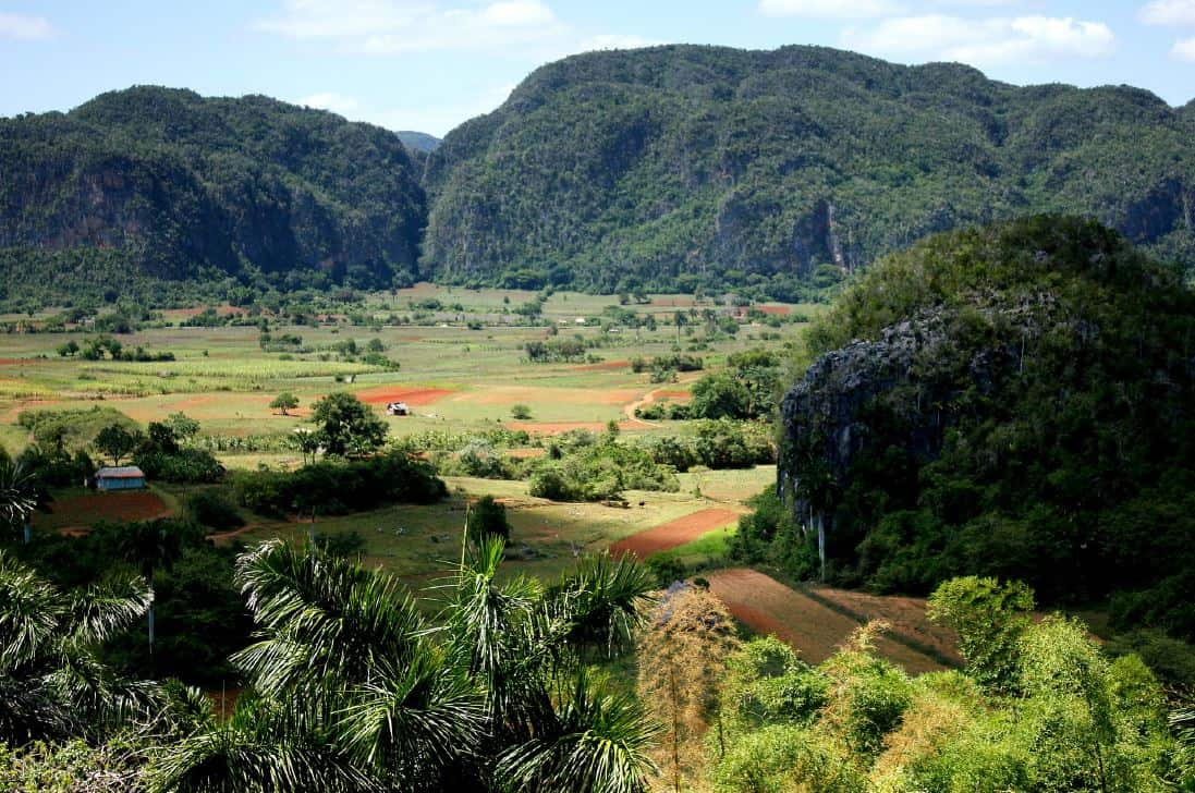 Nationalparker på Cuba