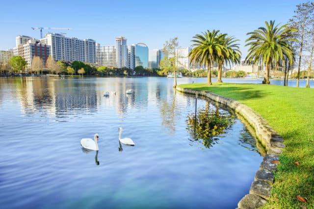 Pakkerejse til Orlando i Florida