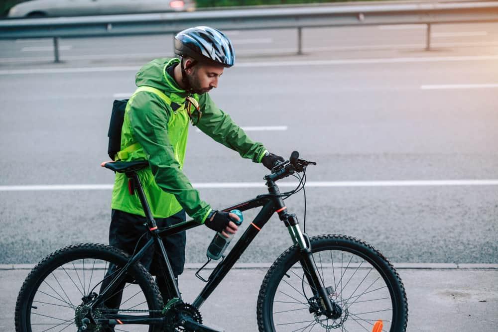 Mountainbike til hverdagsbrug
