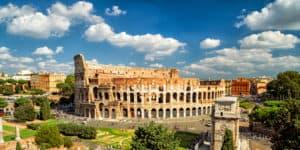 Billig miniferie til Rom