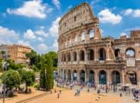 Flyv billigt til Rom i vinteren 2018