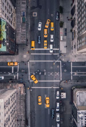 5th Avenue i New York City