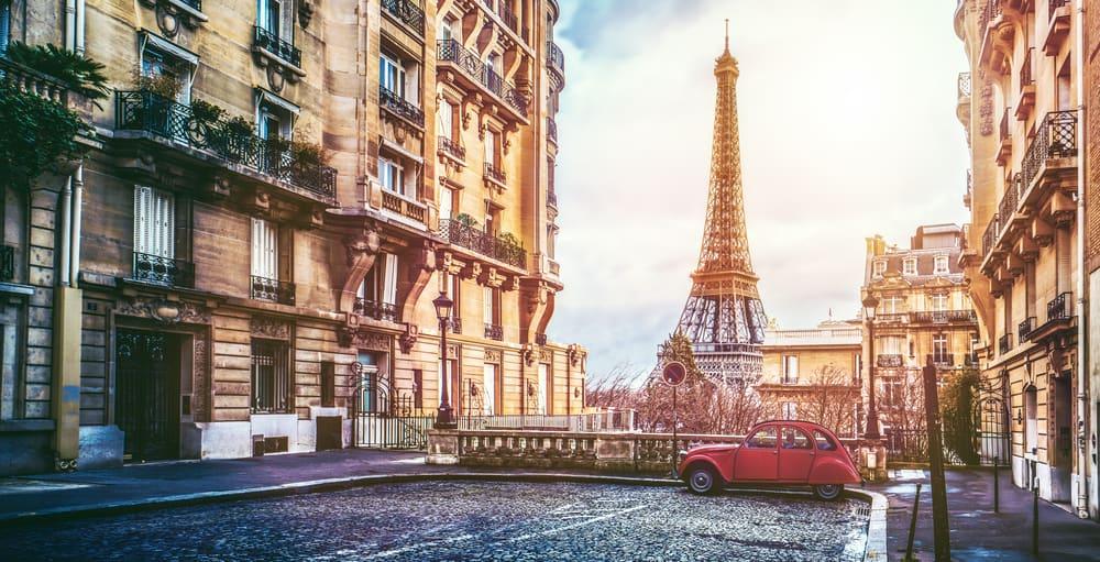 Storbyferie i Paris