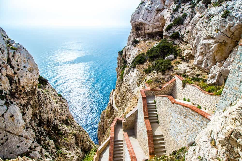 Ferie på Sardinien i Italien