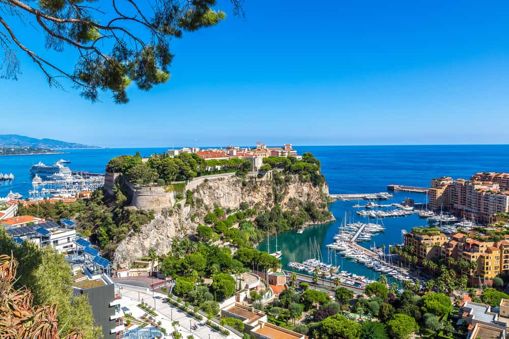 Monte Carlo i Monaco