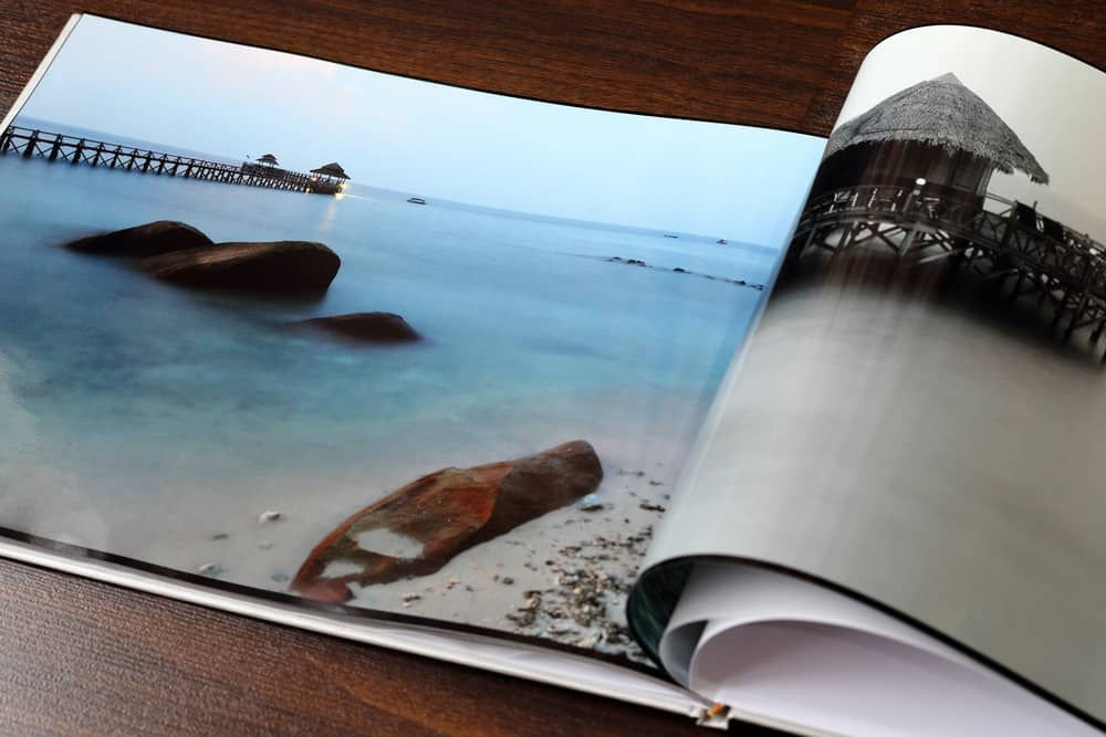 Specialdesignet fotobog