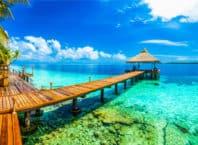 Drømmeferie på Maldiverne