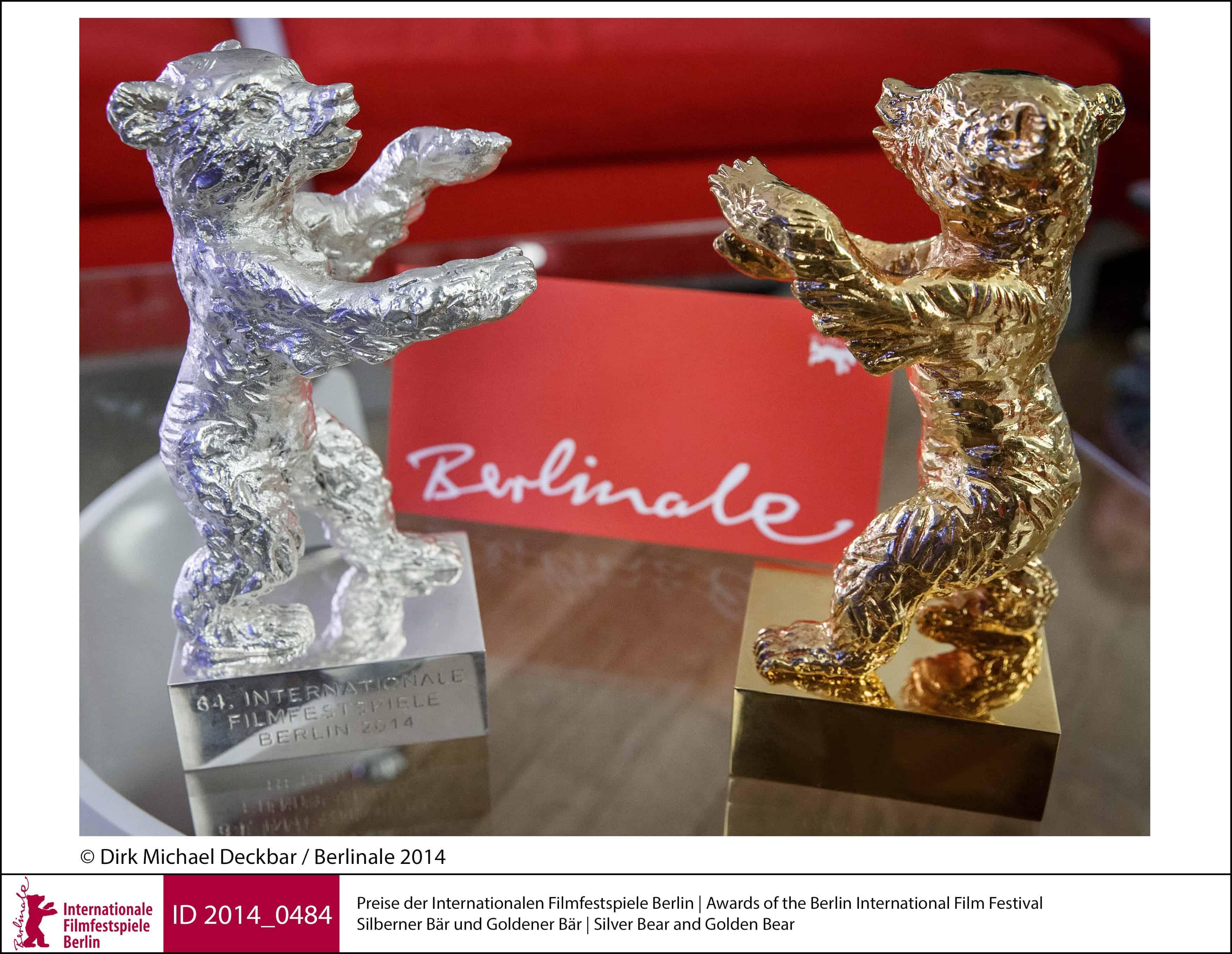 De to prestigefulde priser ved Berlinalen; Guld- og Sølvbjørnen