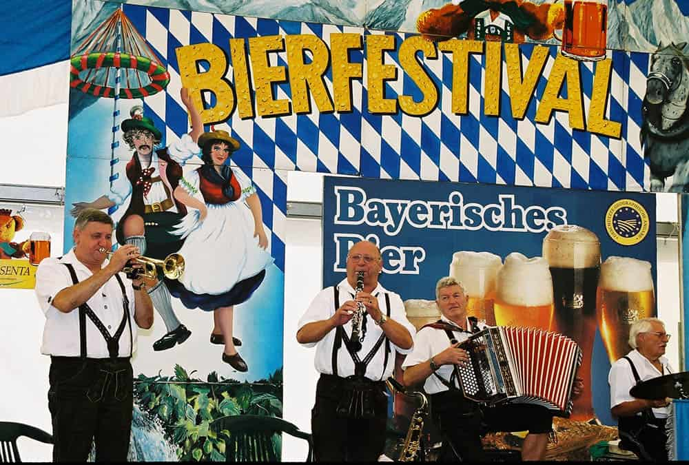 Intertionales Berliner Bierfestival
