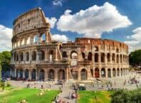 Miniferie i Rom