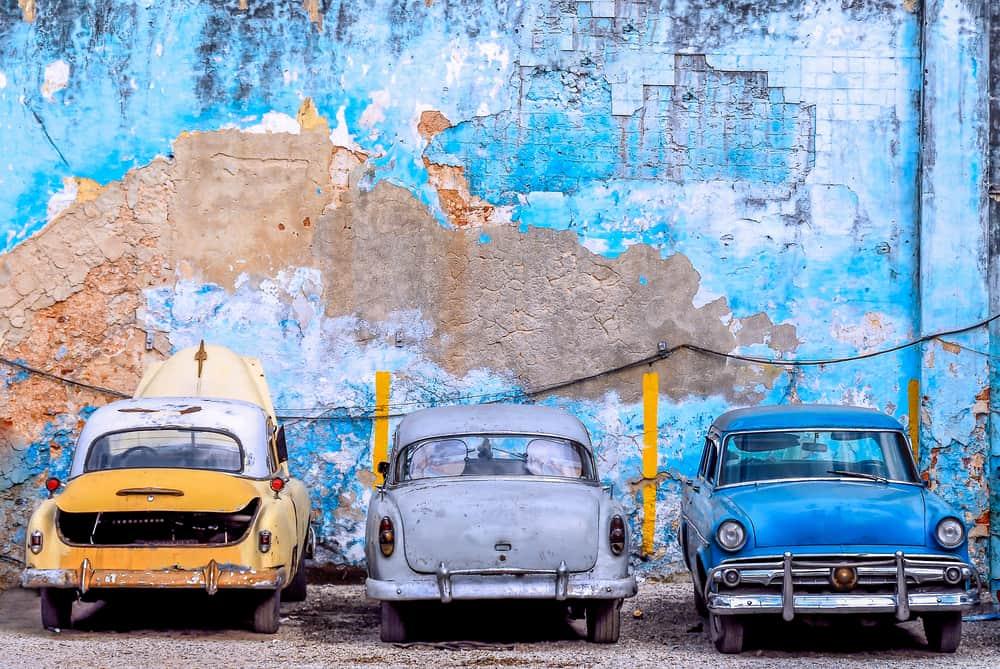 Gamle biler - Cuba