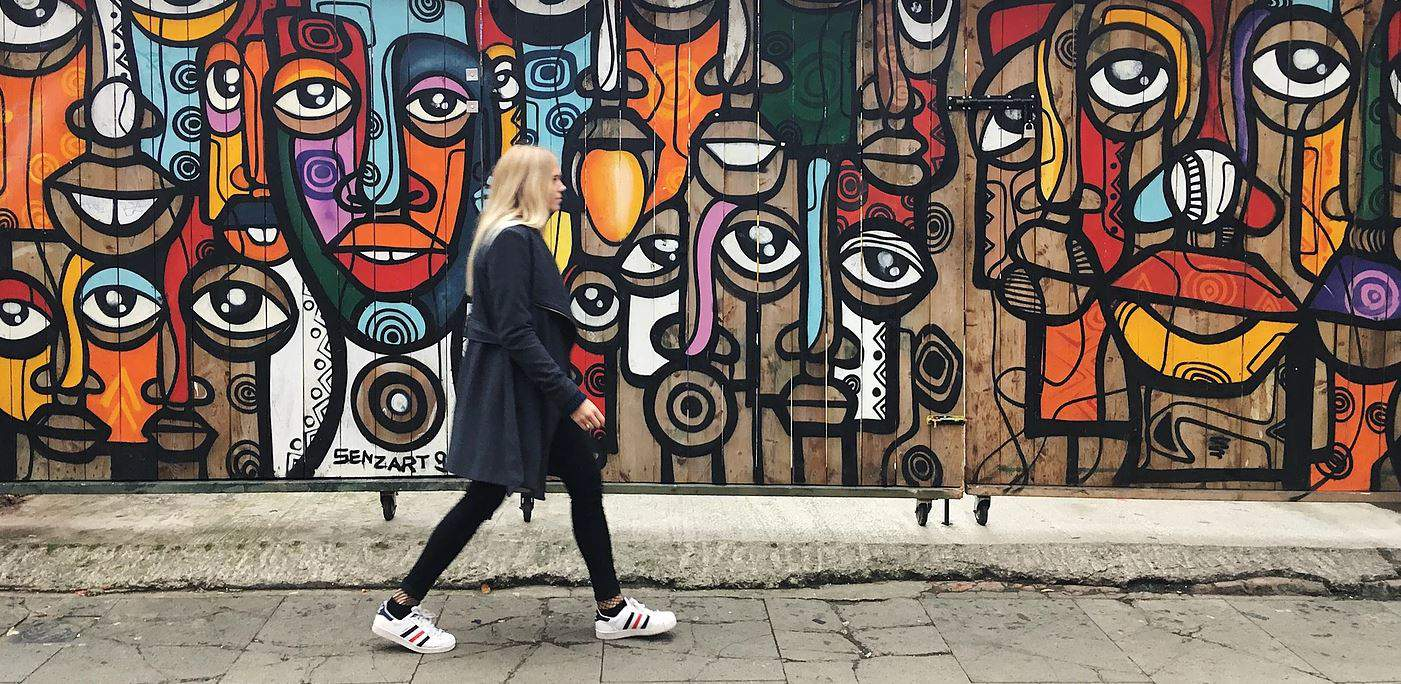 Mathilde Odgaard i London