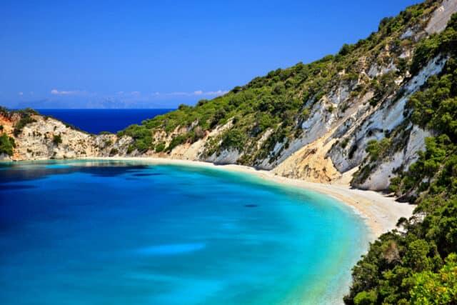 Ithaca i Grækenland