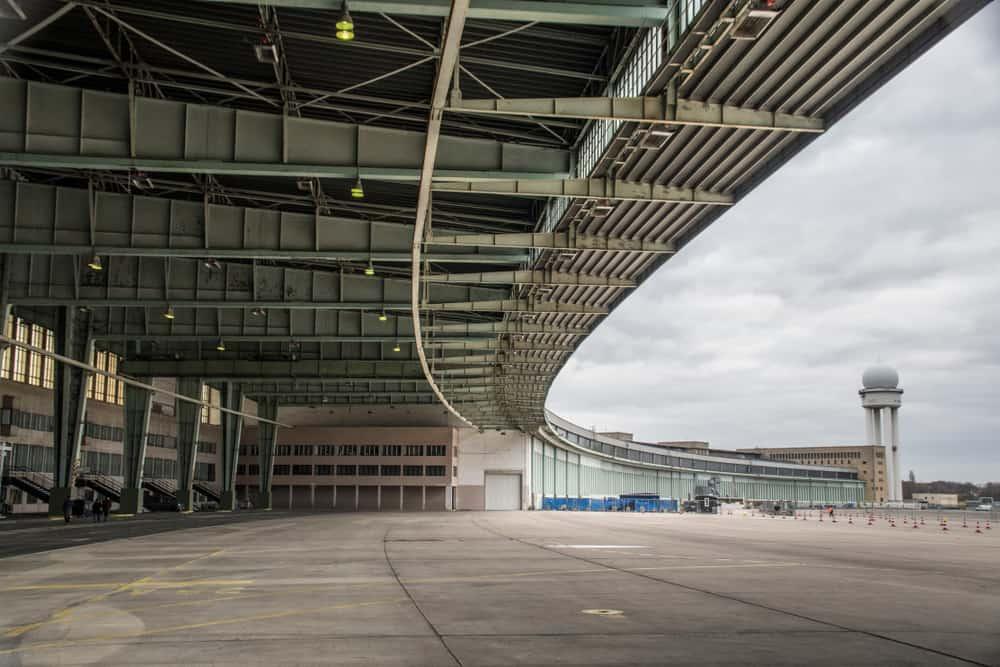 Tempelhof lufthavn - Berlin