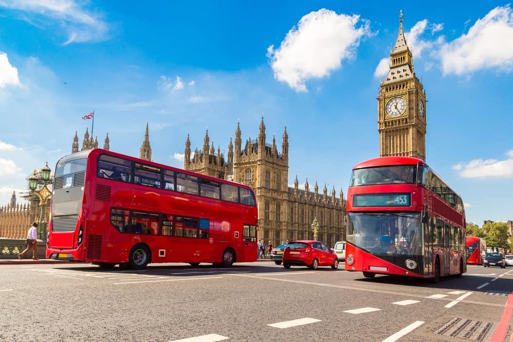 Londonbusser
