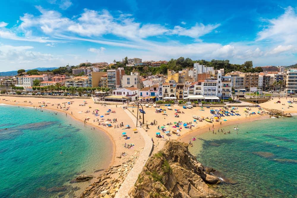 Blanes - Costa Brava i Spanien
