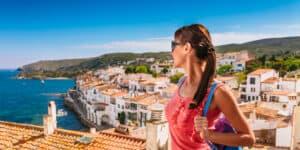 Cadaques - Costa Brava i Spanien