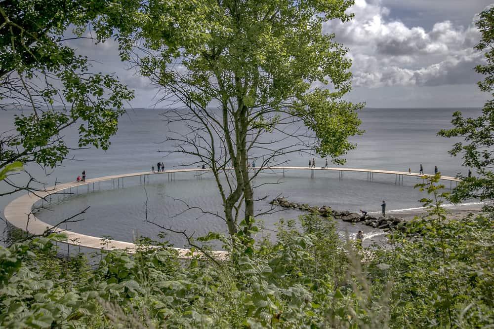 Den Uendelige Bro i Aarhus