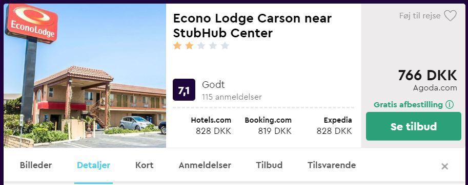 Econo Lodge Carson